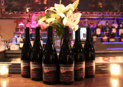 Meniketti Wines Pairing Dinner - St. Felix Hollywood