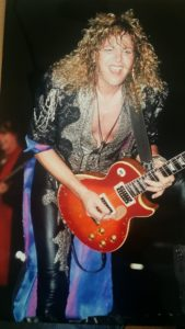 Photo of Dave 1987