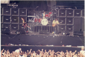 Photo of Y&T Oakland 1985